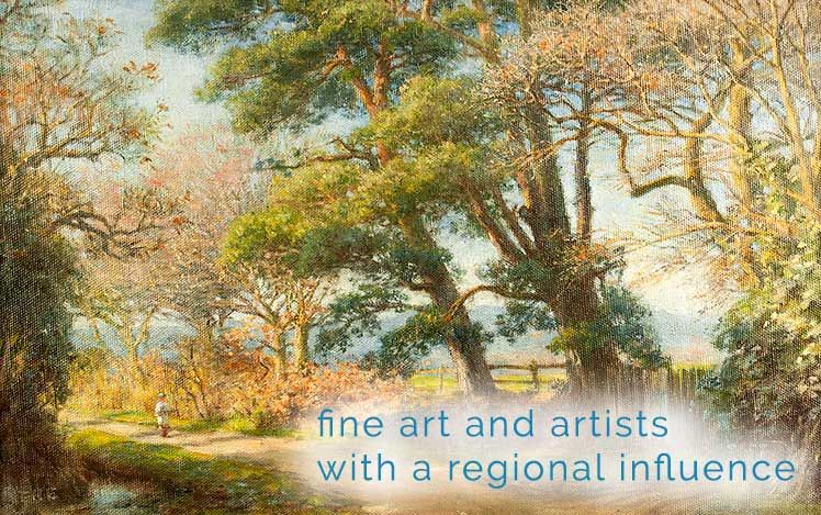 Fine Art and Artists with a Regional Influence