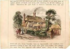 Cobden's Birthplace, at Midhurst (1).