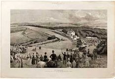 Goodwood: A Panoramic View Of The Racecourse And The Surrounding Country (1)