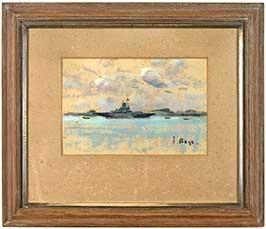 battleship-portsmouth-solent