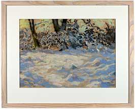 snowy-woodland