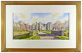 winter-at-cowdray-ruins