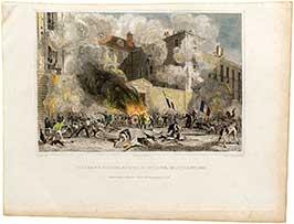 caserne-suisse-rue-de-babylon-29-juillet-183
