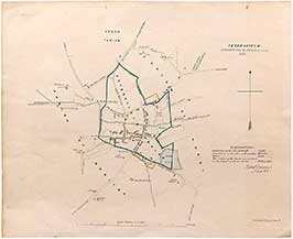Petersfield Map From The Ordnance Survey