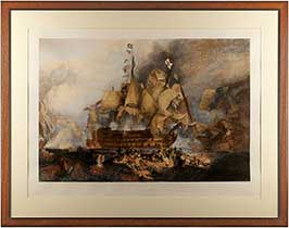 nelsons-ship-the-victory-in-the-battle-of-trafalgar